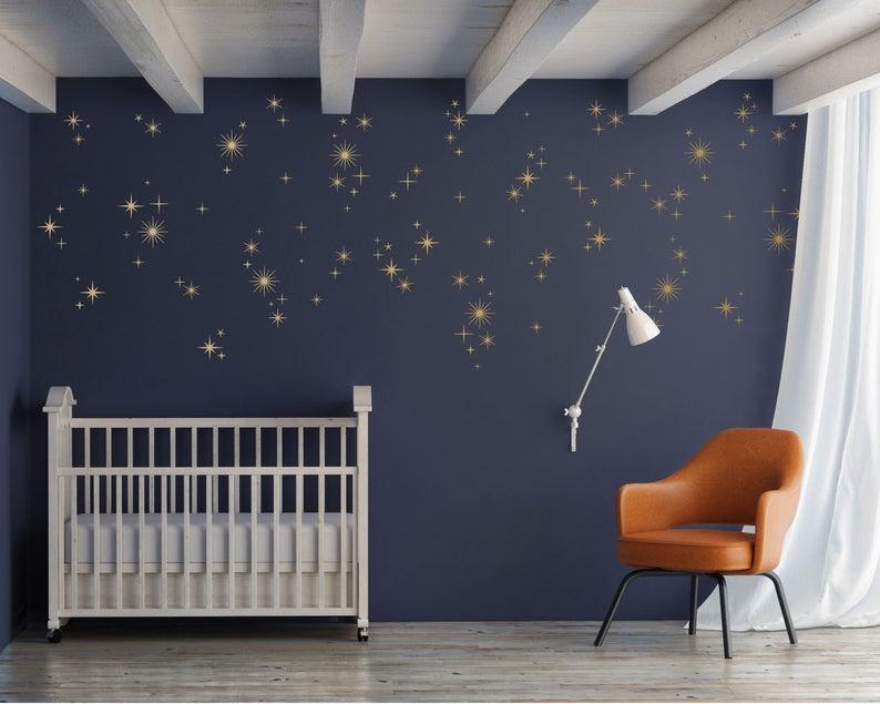 estrellas para habitación infantil